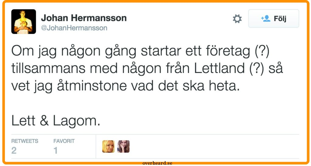 lettolagom