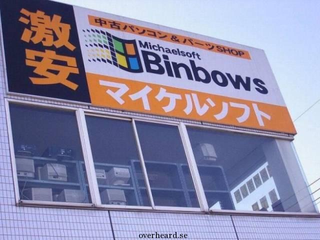 binbows